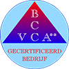 Gecertificeerd bedrijf BCC VCA